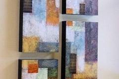Tiersky-Arrangement-1-Mixed-media-on-wood-box-26x38x3