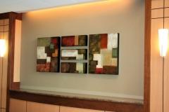 Tiersky-Arrangement-4-Mixed-media-on-wood-box-66x30x3
