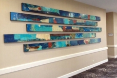 Tiersky-Flow-Installation-2-Mixed-media-on-wood-box-8x168x3-each-panel