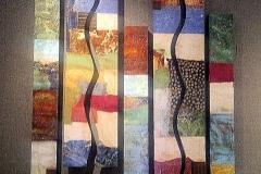 Tiersky-Jagged-Edge-Mixed-media-on-wood-54x58x3