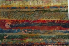 Tiersky-Organic-Elements-Mixed-media-on-canvas-40x40