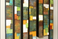 Tiersky-Pillars-Mixed-media-on-wood-box-54x52xvarying-depths-3-4