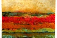 Tiersky-Horizon-12-Mixed-media-on-canvas-40x40